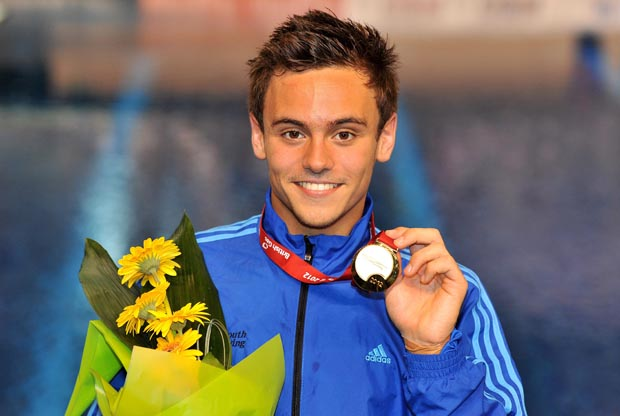 Tom Daley's Olympic bronze win watched by 15.9m