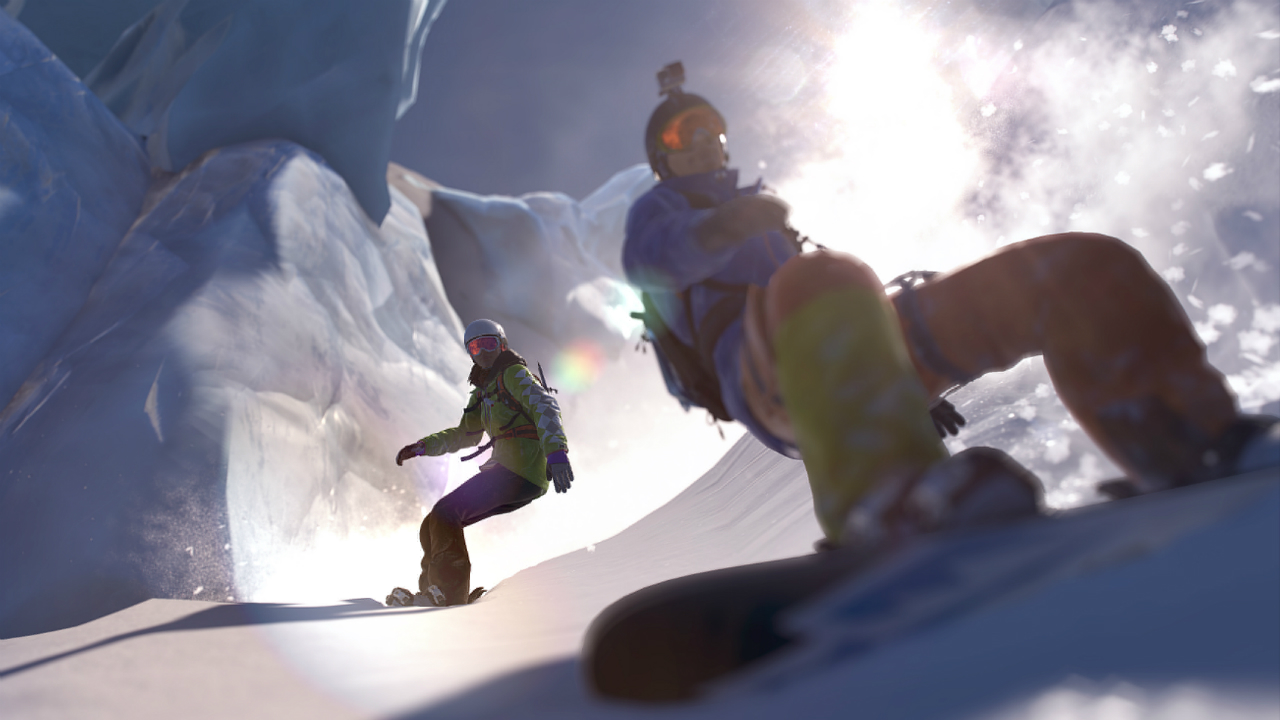 Grab a free copy of the Ubisoft's extreme snowboard adventure Steep