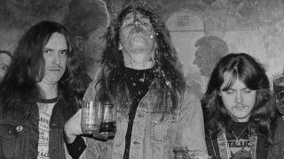 Metallica in 1984