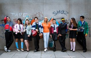 Back in Time for School with Sara Cox