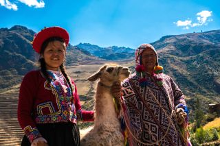 Peru natives