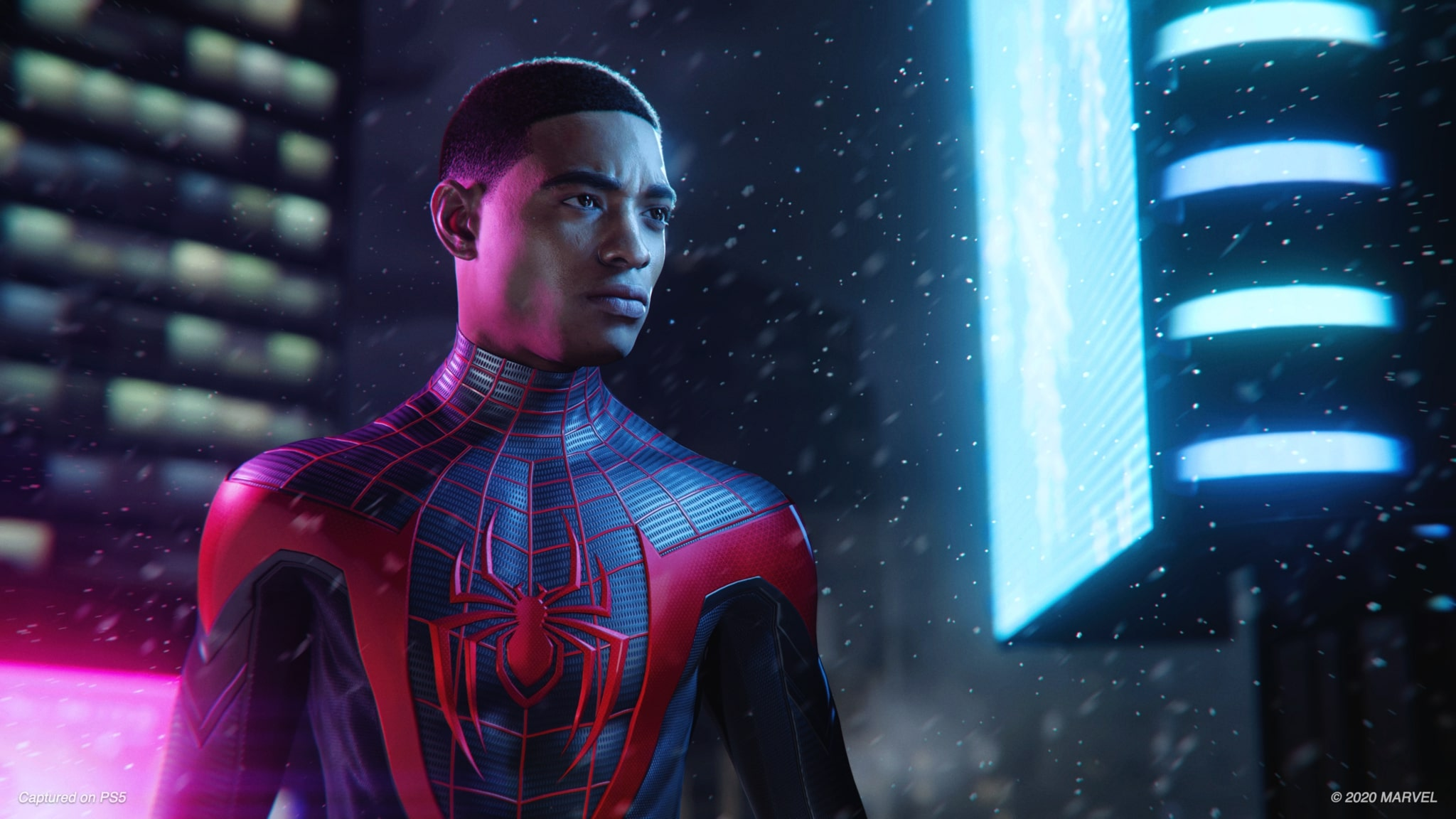 Insomniac shows-off Spider-Man: Miles Morales on PS5 at 4K HDR with cheeky teaser | GamesRadar+