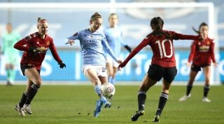 Manchester United Women v Manchester City Women live stream