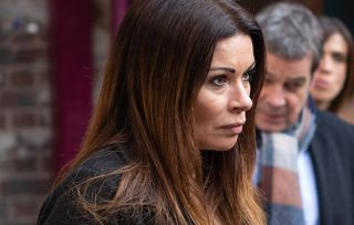 Carla Connor admits she knew there was a problem with the roof