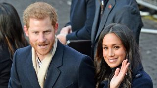 Watch the Royal Wedding with Harry and Megan