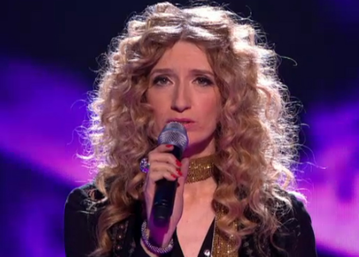 Melanie Masson is second to leave X Factor