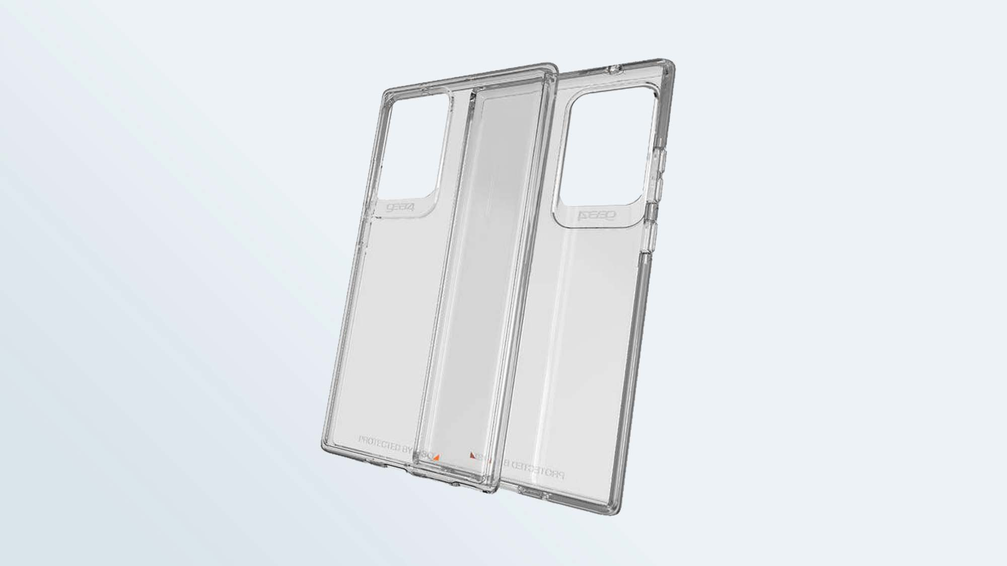 Лучшие чехлы для Samsung Galaxy Note 20 Ultra: Gear4 Crystal Palace