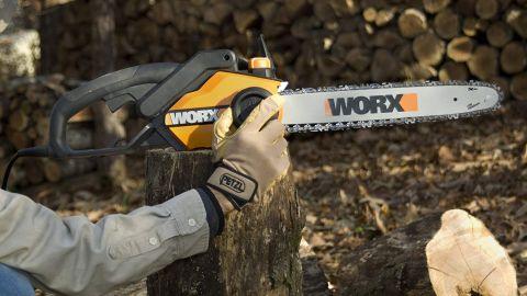 WORX WG304.1 chainsaw review