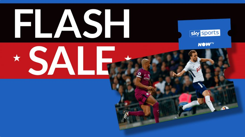 Deal alert : save over £140 on Sky Sports and watch all the Premier League action