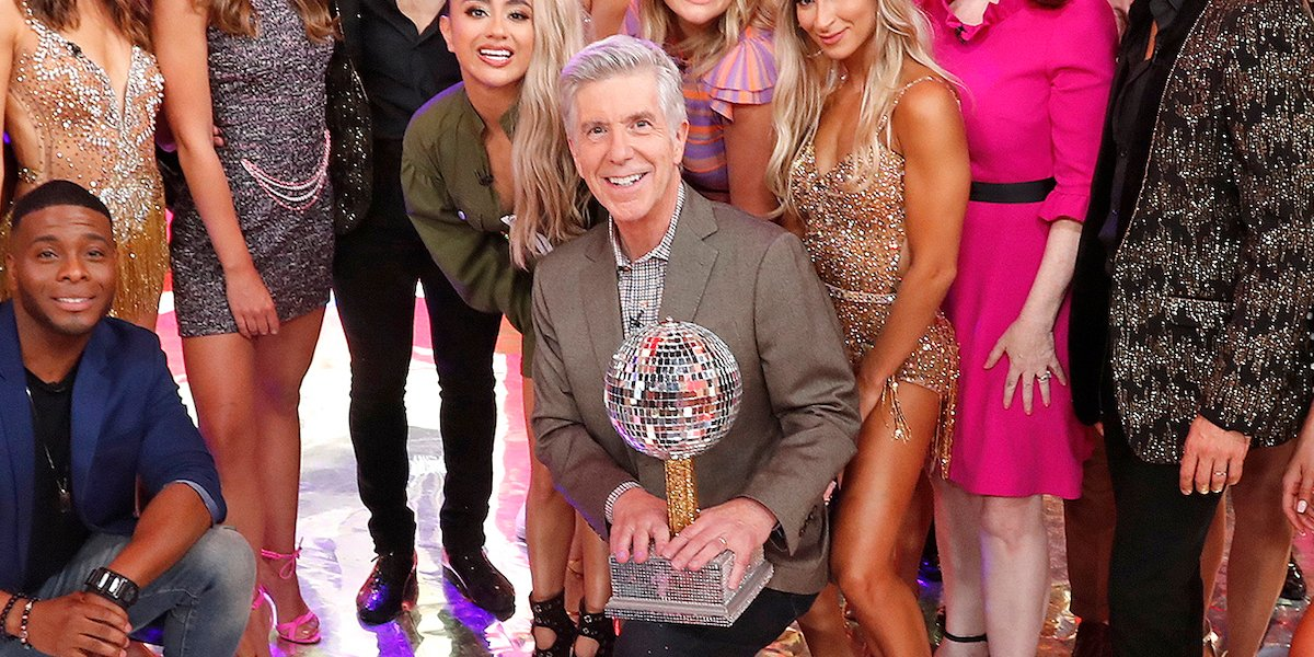 dancing with the stars cast announcement tom bergeron good morning america