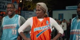 Apparently Lisa Leslie Got Super Competitive On The Set Of Uncle Drew