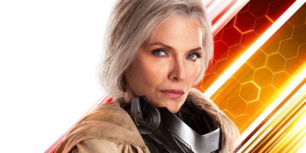 Michelle Pfeiffer as Janet Van Dyne