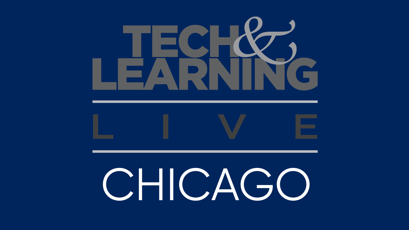 tech & learning live @ chicago | tech & learning