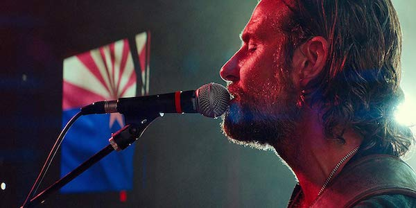Bradley Cooper as Jackson Maine in Star is Born