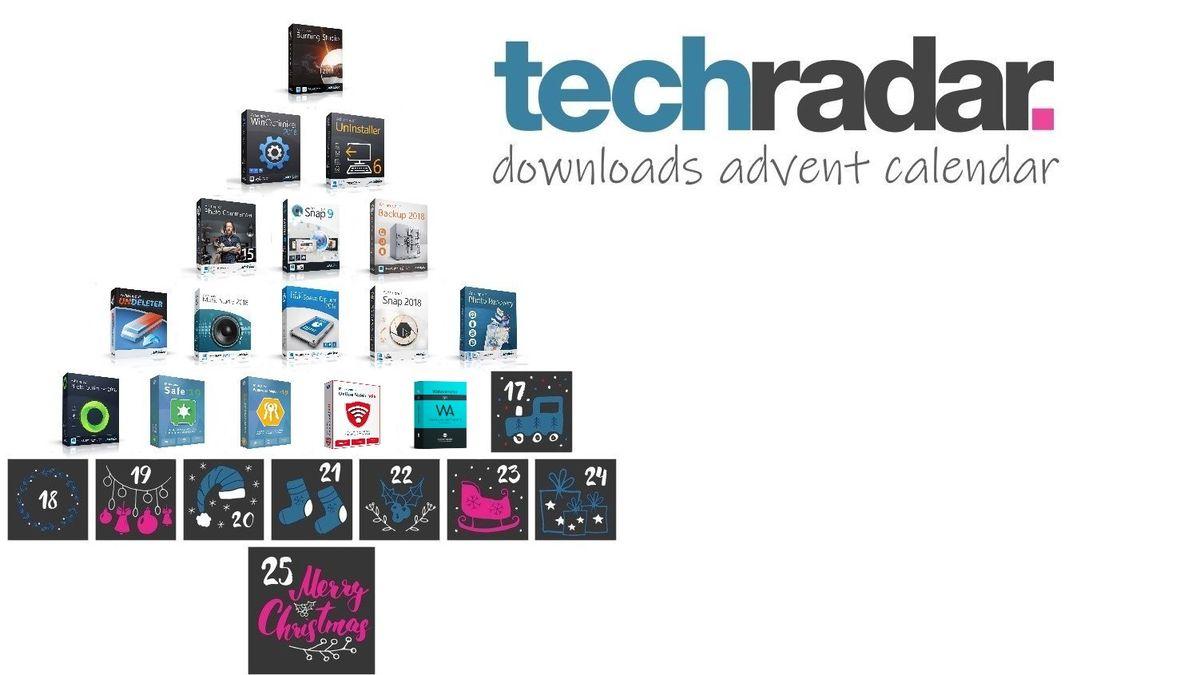 TechRadar's downloads advent calendar: get Incomedia WebAnimator GO free