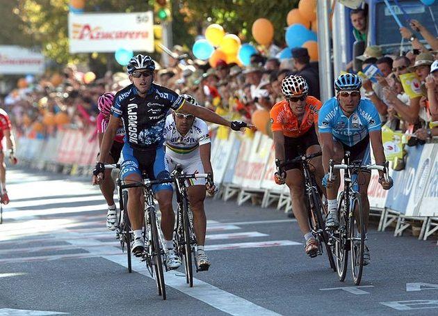 Erik Zabel Allan Davis Tour of Spain stage 7