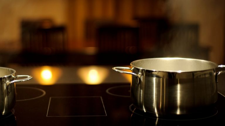 How do induction cookers work