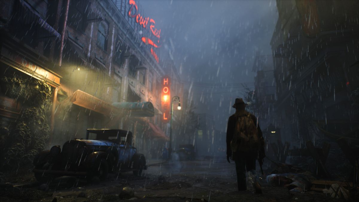 How Frogwares built detective RPG The Sinking City, a Silent Hill-style mystery for fans of lateral thinking