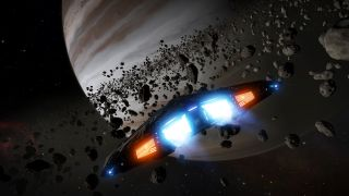 The new Elite Dangerous update makes exploration more fun