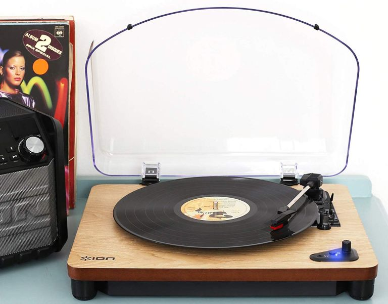 ION Audio turntable