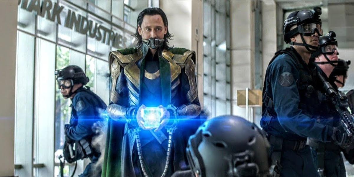 Tom Hiddleston in Avengers: Endgame
