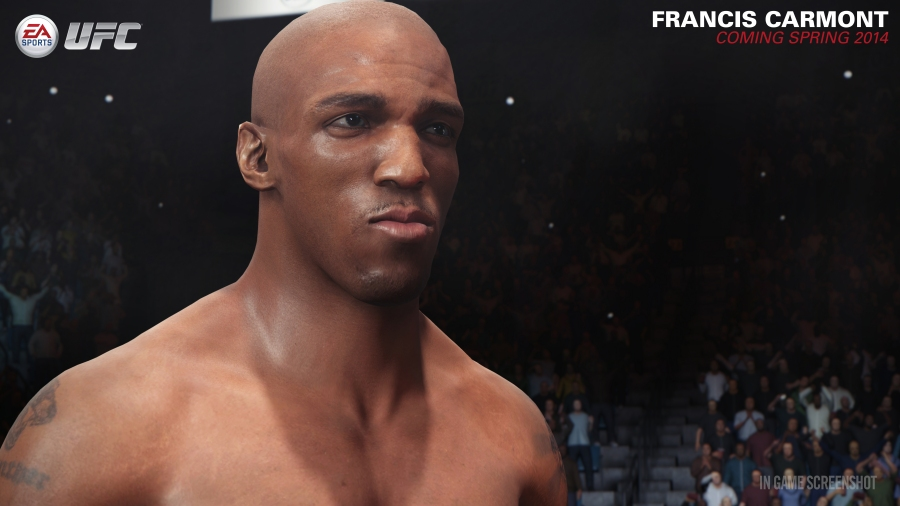 EA Sports UFC Screenshots Keep The Hype Going For PS4, Xbox One #31515