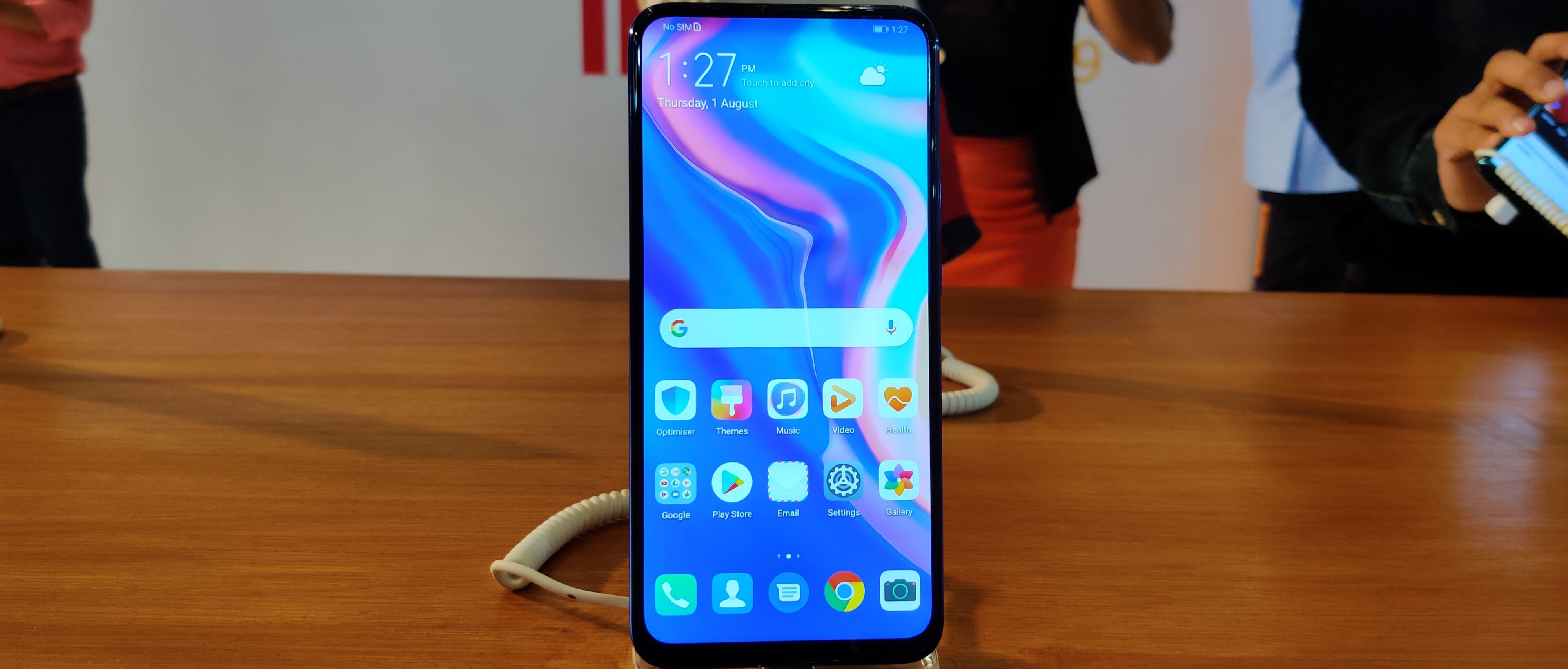 Hands on: Huawei Y9 Prime review | TechRadar
