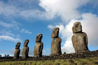 Easter Island Is Place to Be for Sunday Solar Eclipse