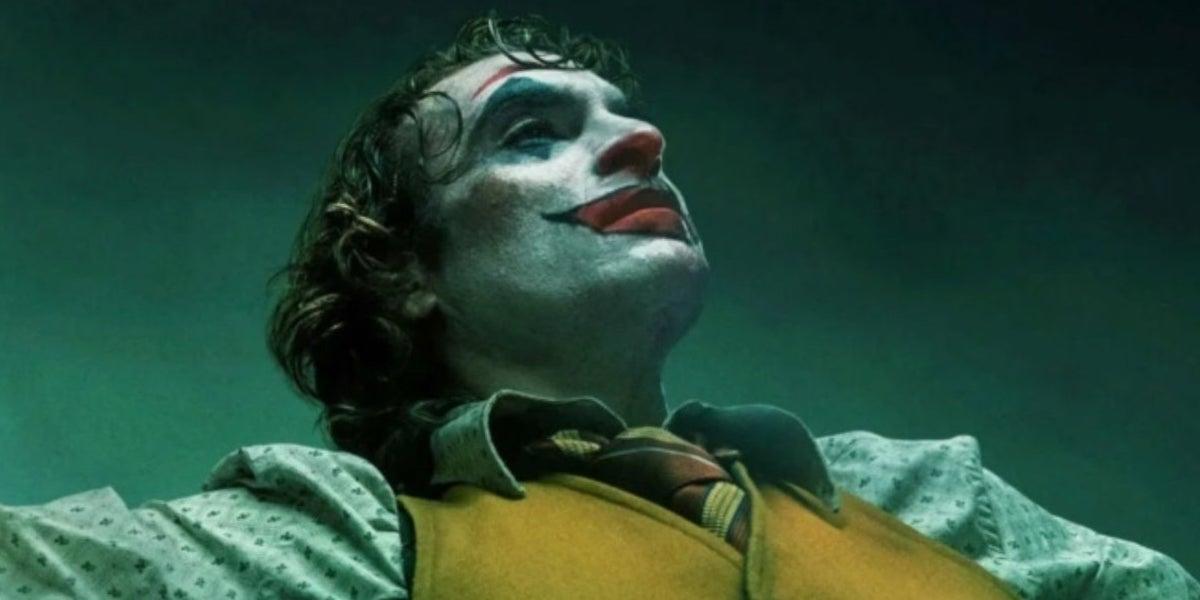 Joaquin Phoenix And Todd Phillips Shoot Down A Crazy Joker