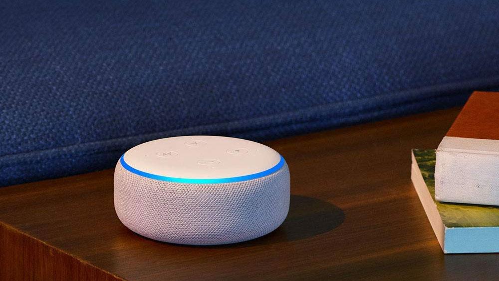 amazon echo dot speaker review