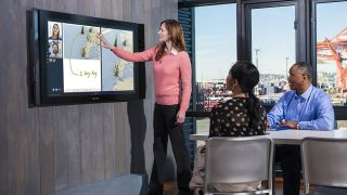 Whitlock Drives Microsoft Surface Hub Sales