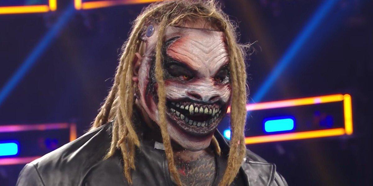 Bray Wyatt at Summerslam 2019 WWE