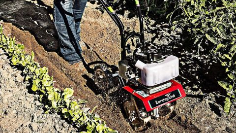 Earthquake MC33 Mini Cultivator review