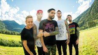 A Day To Remember release their new album Bad Vibrations on September 2