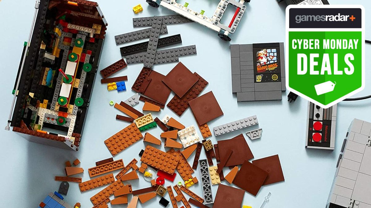 The best Cyber Monday Lego deals 2021 - how to get the lowest prices