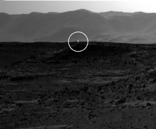 Flash of Light Spotted on Mars Close-Up
