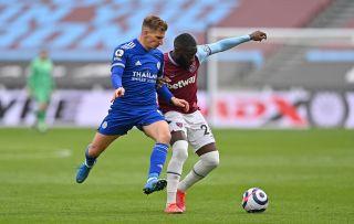 West Ham United v Leicester City – Premier League – London Stadium