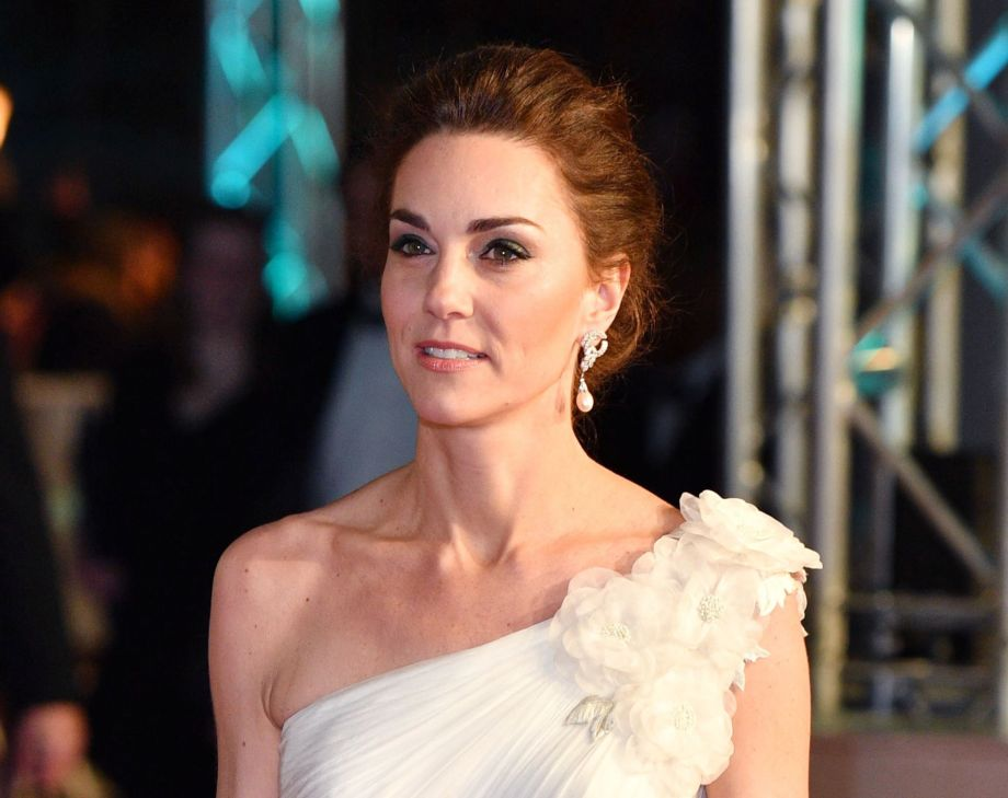 This is why everybody is talking about this picture of the Duchess of Cambridge at the BAFTAs