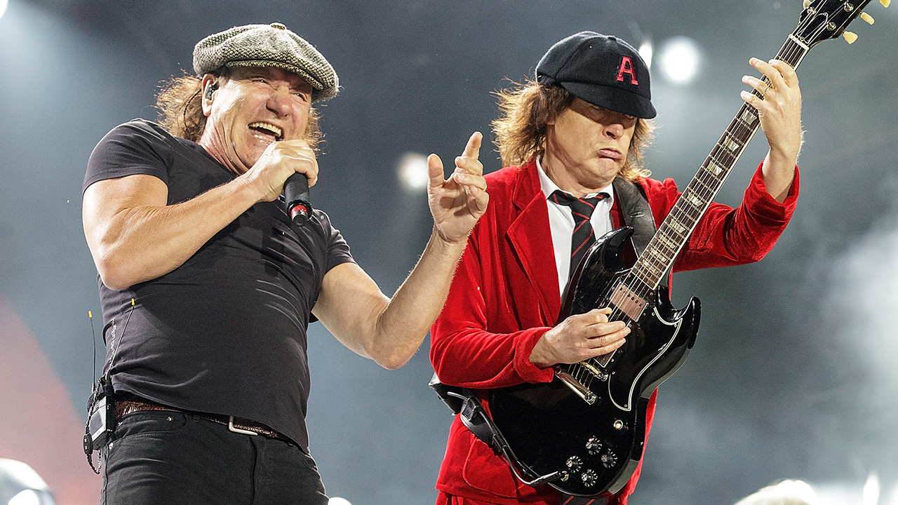Are AC/DC about to announce a world tour? | Louder