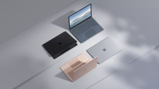 Surface Laptop 4 15 Zoll und 13 Zoll