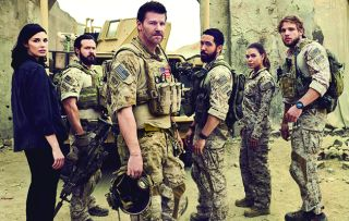 David Boreanaz (Bones, Angel) and Jessica Paré (Mad Men) star in this new high-octane military drama from the makers of Homeland and Justified.