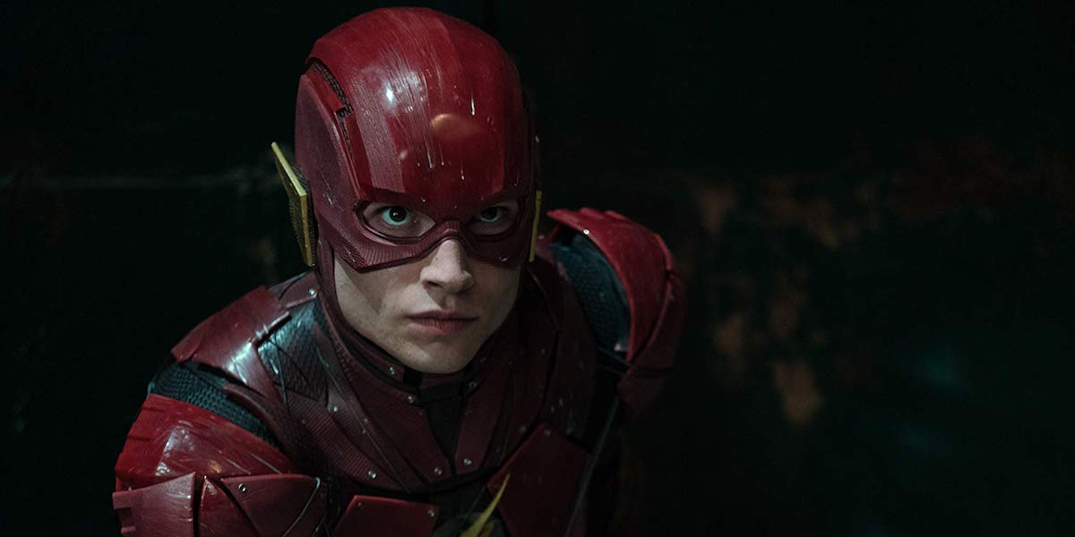 Did Ezra Miller's Movie Flash Just Get His Nickname In The Weirdest Way Possible? - CINEMABLEND