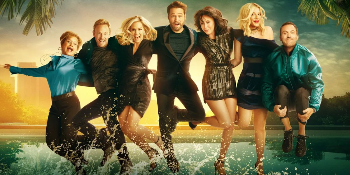 BH90210's Stars Probably Aren't Earning As Much Money For The Revival As Fans Think