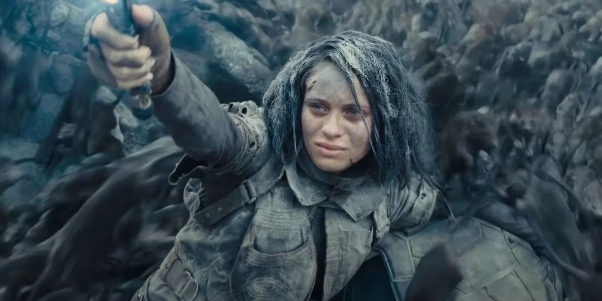 Daniela Melchior as Ratcatcher 2 in The Suicide Squad
