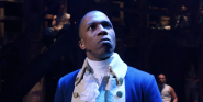 The Real 'Fun' In Watching Hamilton's Lin-Manuel Miranda And More Play Historical Figures, According To Leslie Odom Jr.