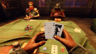Rust poker gestures update