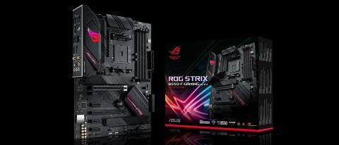 Asus ROG Strix B550-F Gaming Wi-Fi