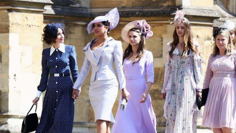 guests at wedding of Prince Harry and Duchess of Sussex