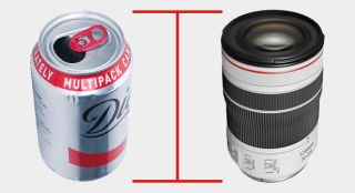 Canon RF 70-200mm f/4L IS USMShortest 70-200mm ever! The Canon RF 70-200mm f/4L is the size of coke can!