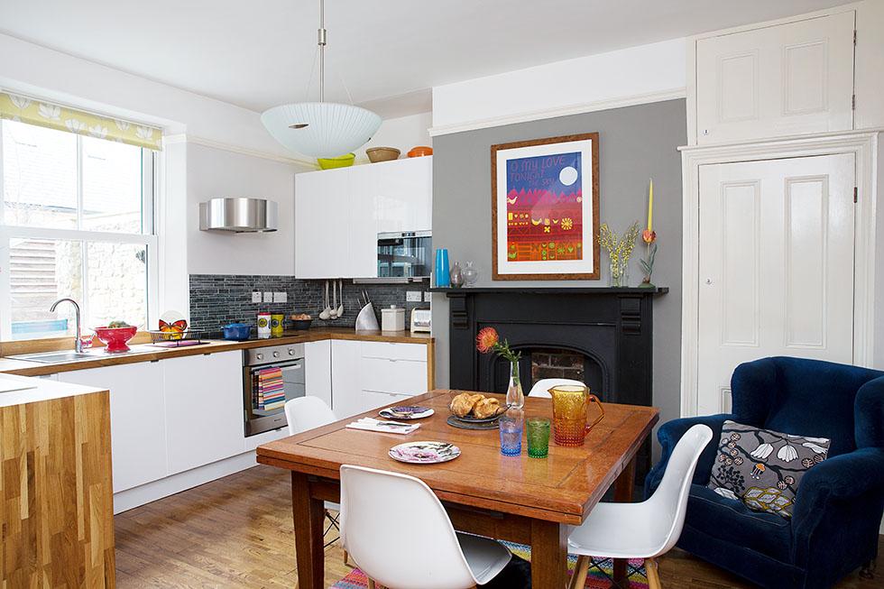 Open Plan Kitchen Diner Redesign